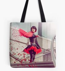 The Ruby Rose Tote Bag