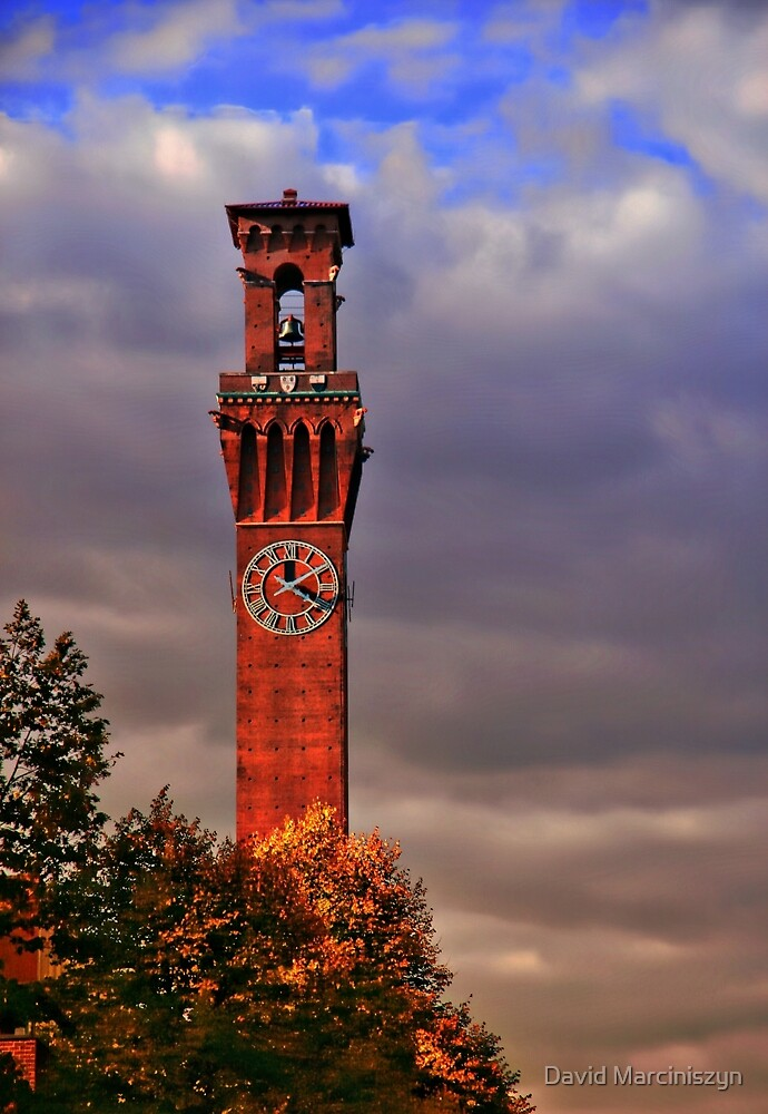 Quot Clock Tower Waterbury Connecticut Quot By David