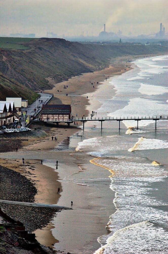 A walk on the beach by Glen Birkbeck