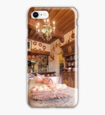 French Country Kitchen iPhone Case/Skin