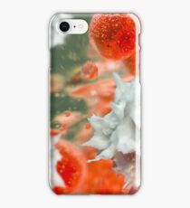 Red White Blood Cells iPhone Case/Skin