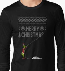 Stealing Christmas! Long Sleeve T-Shirt