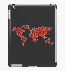 redbubble world iPad Case/Skin