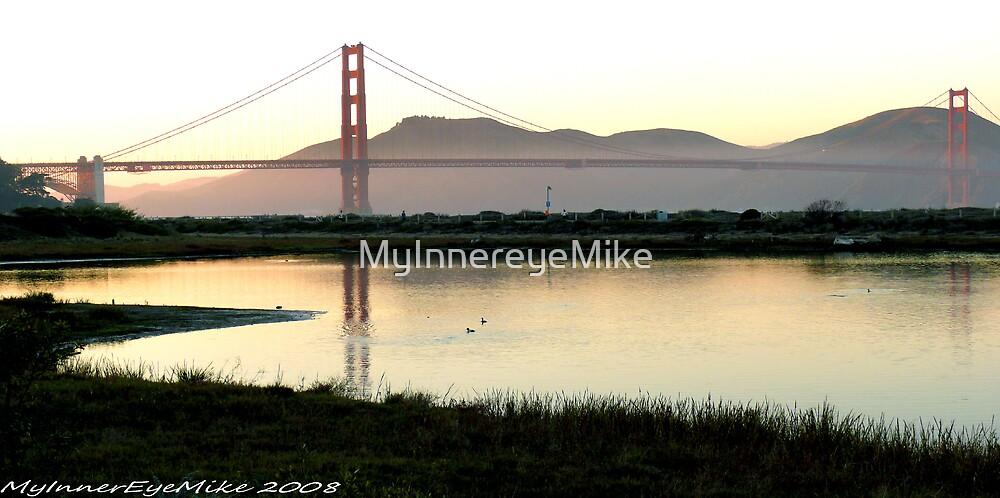 #564   San Francisco Morning  #2 by MyInnereyeMike