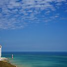 The View from Beachy Head  by D-GaP