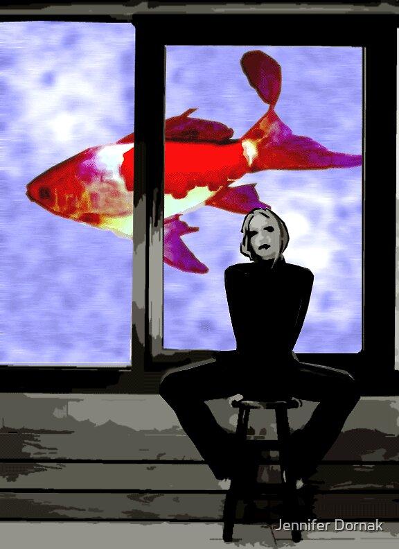Aquarium by Jennifer Dornak