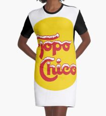 Topo Chico T-Shirt Kleid