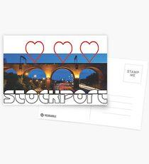 Stockport Postcards