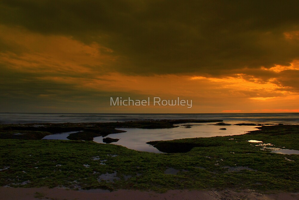 Pearse's Beach by Michael Rowley
