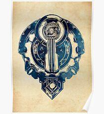 League of Legends PILTOVER CREST Poster