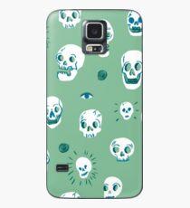 Pattern of skulls Case/Skin for Samsung Galaxy