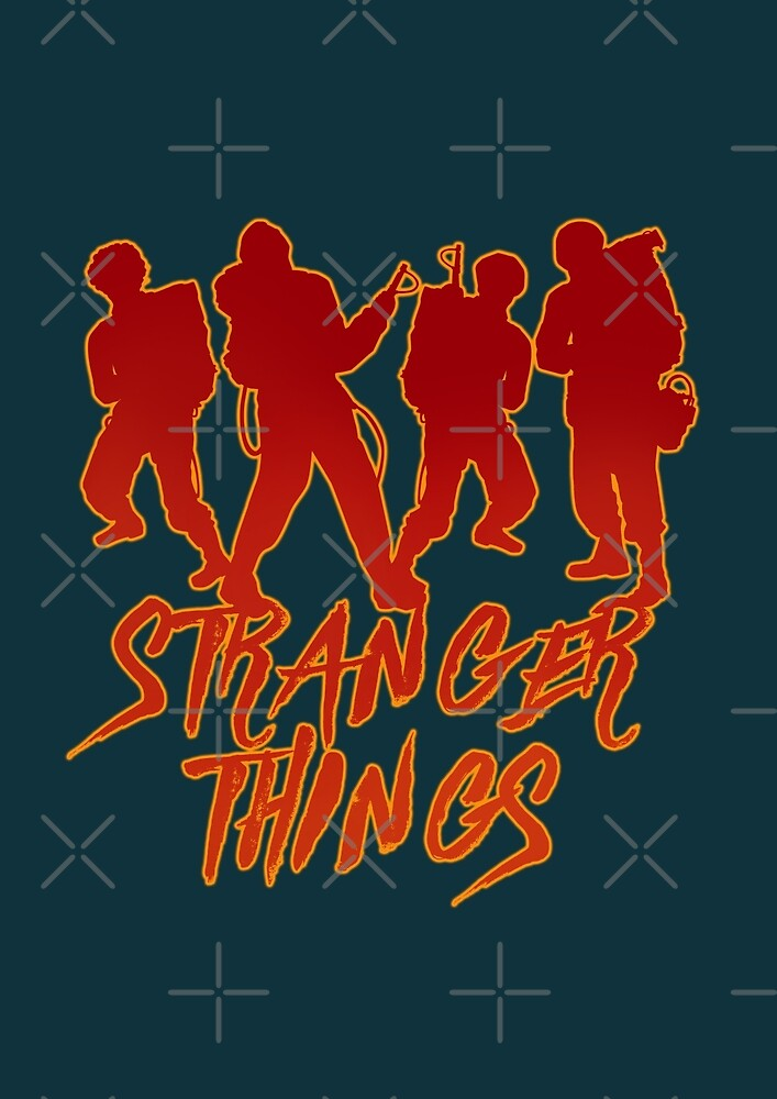 Stranger Ghostbusters by VanHand