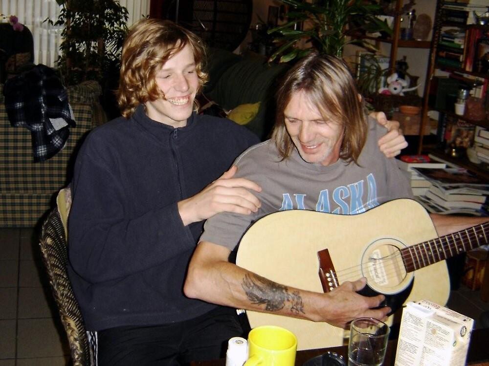rich and John,keep on rockin' by alaskaman53