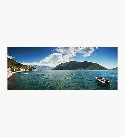 Perast Photographic Print