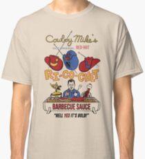 COWBOY MIKE'S BBQ SAUCE Classic T-Shirt