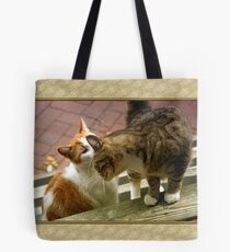 Closer ~ Let Me Whisper in Your Ear Tote Bag