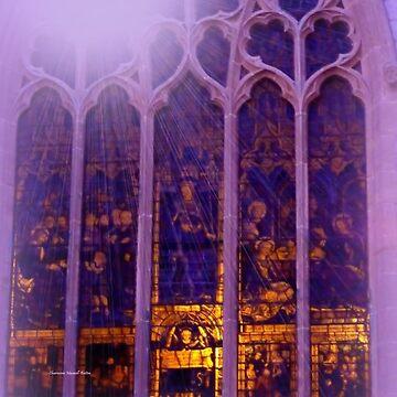 Radiant Window by Sita