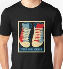 Yes We Keds Unisex T-Shirt