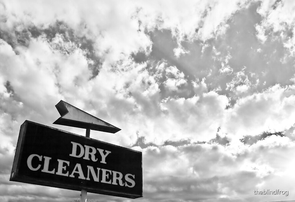Dry Cleaners by theblindfrog