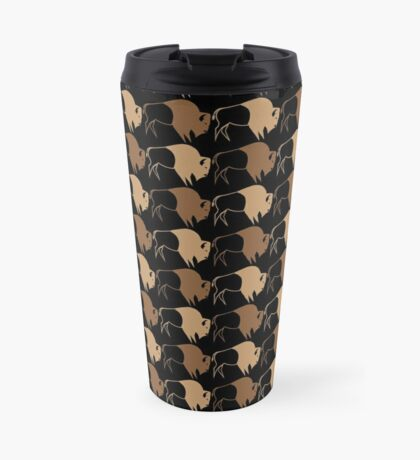 Buffalo Run Travel Mug