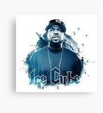 ice cube - funny rapper Canvas Print