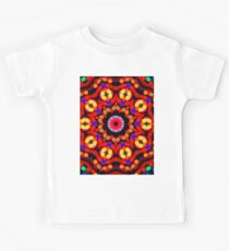 Kaleidoscope Christmas Bokeh Light Trails Kids Clothes