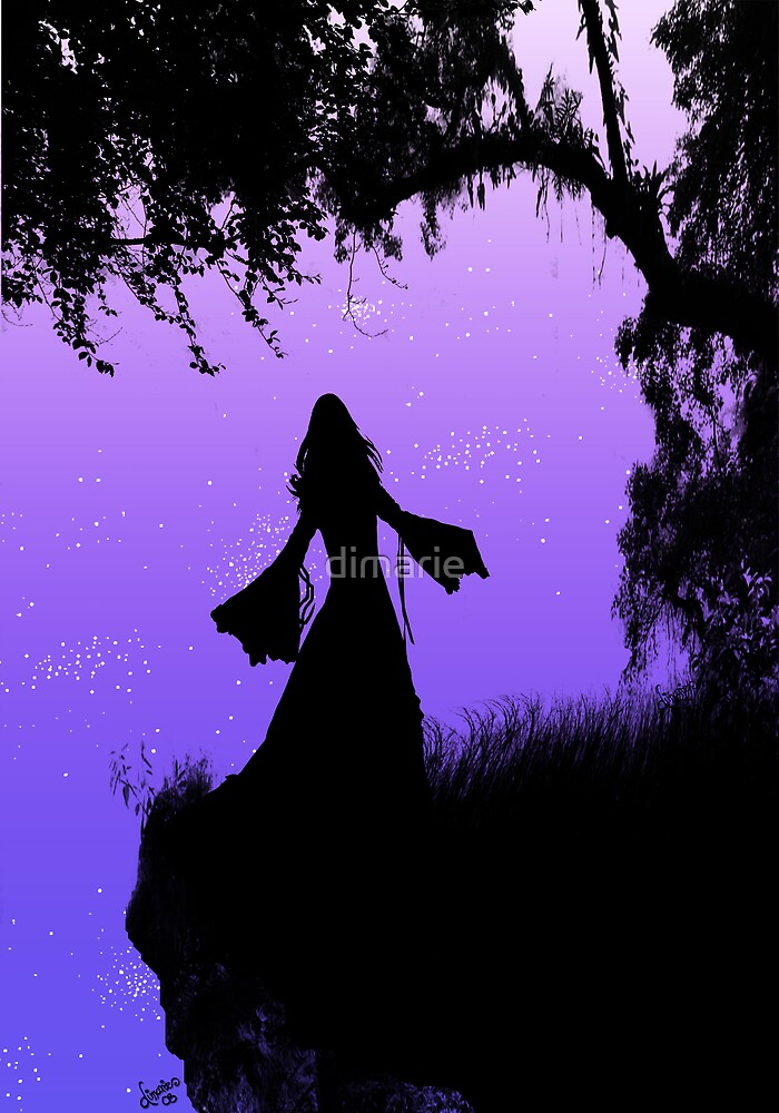 Spellcasting by dimarie
