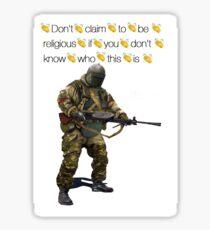 BUY THIS Sticker