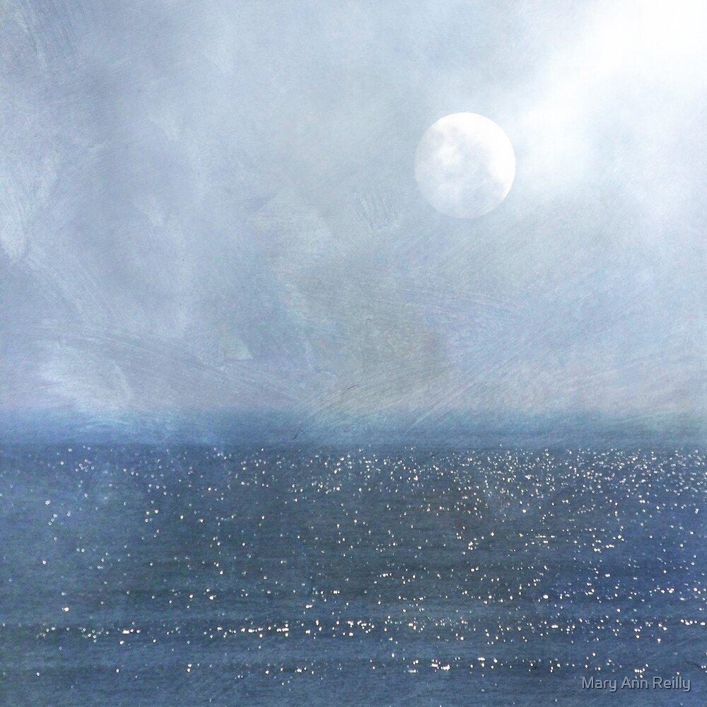 Moon Longing by Mary Ann Reilly