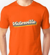 Victorville | Retro Rainbow T-Shirt
