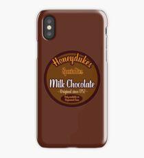 Honeydukes Chocolate - Milk Version iPhone Case/Skin
