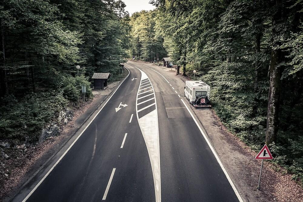 European Road Trip ... (Plitvice, Croatia) by Michiel de Lange