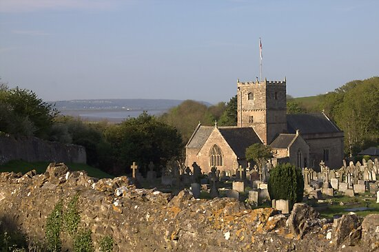 St Andrews Church, Clevedon by MagsArt