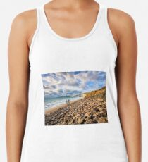 Compton Bay Beach Isle Of Wight Women's Tank Top