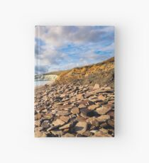Compton Bay Beach Isle Of Wight Hardcover Journal