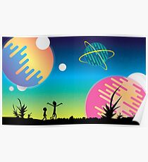 planet planet Poster