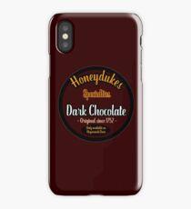 Honeydukes Chocolate - Dark Version iPhone Case/Skin