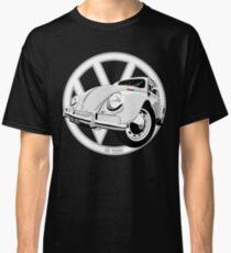 Sixties VW Beetle white Classic T-Shirt