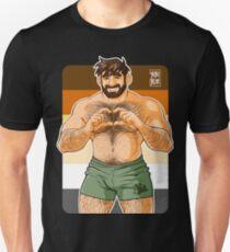 ADAM I LOVE YOU - BEAR PRIDE Unisex T-Shirt