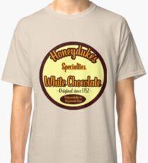 Honeydukes Chocolate - White Version Classic T-Shirt