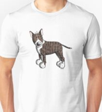 Funny Bully - Bullterrier - Bull Terrier - Dog - Dogs - Gift - Comic T-Shirt