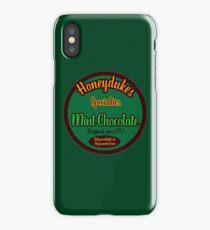 Honeydukes Chocolate - Mint Version iPhone Case/Skin