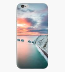 The Needles Sunset iPhone Case
