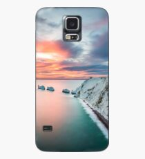 The Needles Sunset Case/Skin for Samsung Galaxy