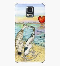 Two Paper Boats Case/Skin for Samsung Galaxy