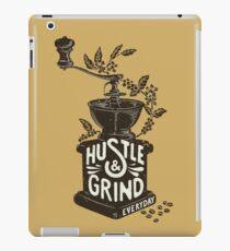 Hustle and Grind iPad Case/Skin