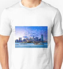 Statue of Liberty and New York T-Shirt