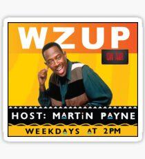 Martin WZUP Sticker