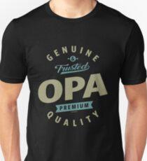 Genuine Opa Unisex T-Shirt