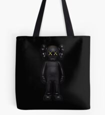 Kaws black Tote Bag